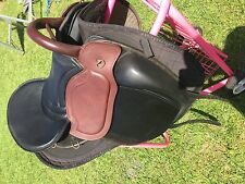 German Flexible Saddle® Trekker Pro Classic treeless saddle