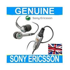 GENUINE Sony Ericsson W300i Headset Headphones Earphones handsfree mobile phone