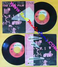 LP 45 7'KTP KISSING THE PINK The last film Shine 1983 italy MAGNET no cd mc dvd