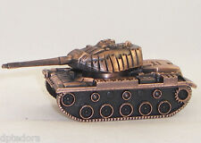 MINIATURE TANK   DIE CAST PENCIL SHARPENER