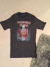 Very Rare Vintage Iron Maiden Somewhere in Time Concert Shirt No Tag Ozzy Dokken
