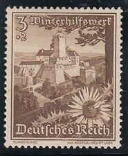 TIMBRE ALLEMAGNE  NEUF * CHARNIERE  N° 616 CHATEAU DE FORCH TENSTEIN ET CHARDON