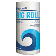 Boardwalk Household Perforated Paper Towel Rolls, 2-Ply, White, - BWK6183