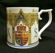 Royal Wedding Commemorative Mug Prince  Andrew
