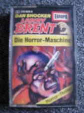 Dan Shocker-Larry Brent-Die Horror Maschine MC-Nr.4-Europa-516404.4