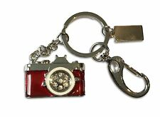 Camera Cam in metal red/silver - USB Stick 64 GB memory / USB Flash Drive