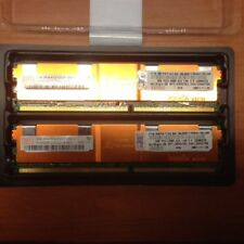 IBM 38l5905 Hynix 4gb 2x2gb pc5300f ddr2 667mhz Fully Buffered memoria RAM del server