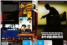 Infernal Affairs 3 Import DVD (DISC ONLY)