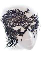 Women Sexy  Lace Peacock Masquerade Mask Cosplay Costume Party Fashion Halloween