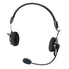 Pilot headset Telex Airman 750 Aviation headset