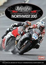 International North West 200 - Official Review 2011 (New DVD) Seeley Donald etc