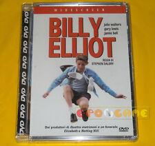 BILLY ELLIOT Dvd (J. Bell, J. Walters) 1ª Edizione Jewel »»»»» NUOVO SIGILLATO