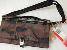 Nos 2004 L.A.M.B. Gwen Stefani LAMB ICON TEAK KIKI LESPORTSAC Purse Shoulder Bag