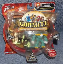GORMITI SERIES 1 GRAVITUS THE STRONG & THE MAGIC LOOKOUT