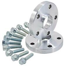BMW 15mm Hubcentric Alloy Wheel Spacers And Bolt Kit - 5x120 PCD | 72.6mm CB