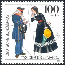 Germany 1999 Stamp Day/Postman/Woman/Letter/Mail/Animation 1v (n44045)