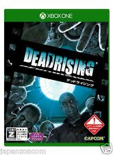 Capcom  Dead Rising  MICROSOFT XBOX ONE   JAPANESE NEW IMPORT