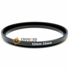 LENS ADAPTER STEPPING STEP UP RING 52mm to 55mm Filter By Kood - FREE UK P&P