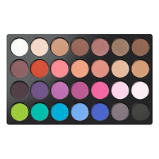 BH Cosmetics: Modern Mattes - 28 Color Eyeshadow Palette