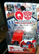 SALE 20% OFF QT- 19 Optimus Prime TAKARA TRANSFORMERS G-24284 4904810812821