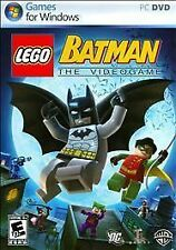 LEGO Batman: The Videogame (BRAND NEW PC, 2008) FREE SHIPPING !!