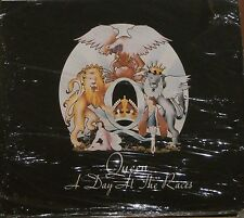 QUEEN - A DAY AT THE RACES - Original RUSSIA pressing on SANTA - SEALED!
