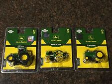 Athearn Lot of 3 John Deere 6420, Waterloo Boy and 50 Series Tractors 1:50 Scale