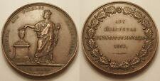 Médaille Louis-Philippe I, Honneur aux fidèles mandataires, 16 Mars 1830 !!