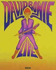 David Bowie   1980's  Concert  Tour Album Promo Poster