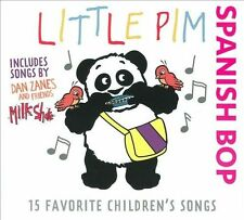 Spanish Bop Music CD for Kids by