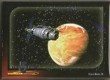 Babylon 5 Special Edition Trading Cards Worlds of Babylon 5 Chase Card Set W1-W9