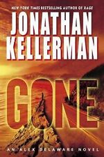 GONE Jonathan Kellerman stated 1st Edition 2006 Mystery Hardcover & Dust Jacket