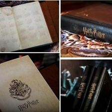 NEW Harry Potter Vintage Diary Planner Notepad Book Notebook Calendar Xmas Gifts