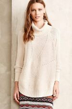 NIP Anthropologie Harvest Moon Poncho Size XL by Angel of the North