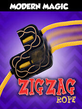 Zig Zag Rope Illusion by Modern Magic - Great Close-Up Pocket Effect! - EZ To Do
