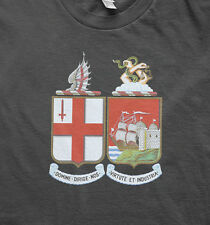 GWR coat of arms emblem logo steam train model railways Tee