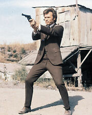 Dirty Harry (Clint Eastwood), 8x10 Color photo