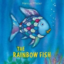 The Rainbow Fish by Marcus Pfister Board Books Book (English)