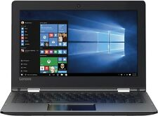 "NEW Lenovo Flex 4 1130 2-in-1 11.6"" Touch-Screen Laptop Intel Celeron 2GB  64GB"