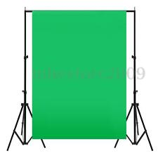 10x10ft Green Screen Muslin Cloth Backdrop Photo Studio Photography Background