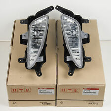 Genuine OEM Kia Optima K5 Fog Lamp Set 2011-2013 /// 92201 2T000, 92202 2T000