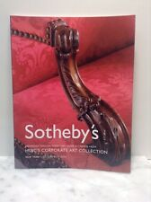 Sotheby's Auction Catalog: HSBC Corporate Art Collection, New York, 2004