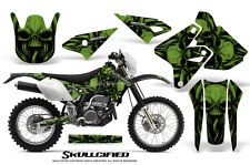 SUZUKI DRZ400 DRZ400S Z400 E GRAPHICS KIT CREATORX DECALS STICKERS SFG