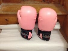 KICK BOXING GLOVES CENTURY 12 OZ UNISEX OR WOMENS PINK GREAT CONDITION