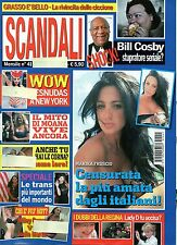 Scandali 2015 41#Marika Fruscio,Sharon Stone,Bill Cosby,Lady Diana Spencer,kkk