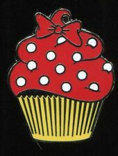 Character Cupcake Mini Minnie Mouse Disney Pin 82949