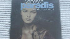 Vanessa Paradis Sunday Monday (Rare) Promo CD Single