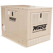 Winco 12 kW Home Standby Generator w/ Honda GX Engine