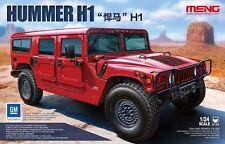 Meng Model CS-002 1/24 Hummer H1