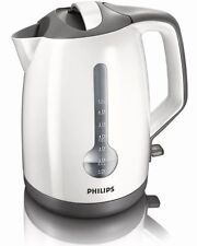 Philips HD4644/00 White Energy Efficient Stylish Eco Kettle, 300W